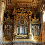 Pipe Organ - San Giovanni, Laterano